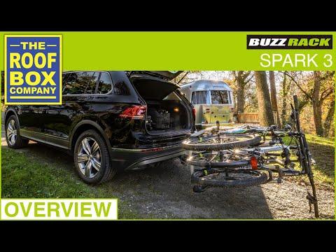 BUZZ RACK EasyTilt - Tilting 3 bike carrier - Overview