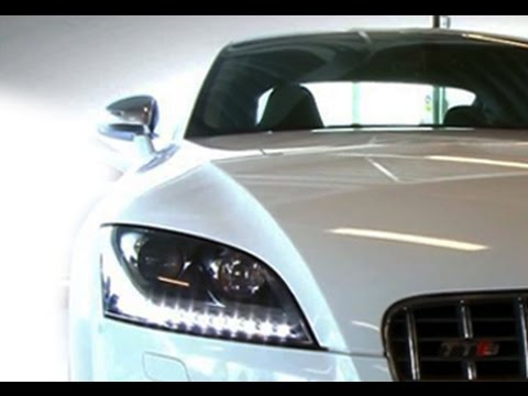 Audi TTS Coupe official video