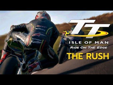 TT Isle of Man - Ride on the Edge - The RUSH (видео)