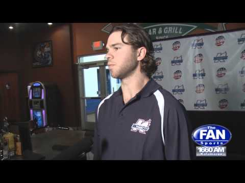 Kalamazoo Wings Left Defenseman & Captain Elgin Reid talks team mentality entering 2013 season