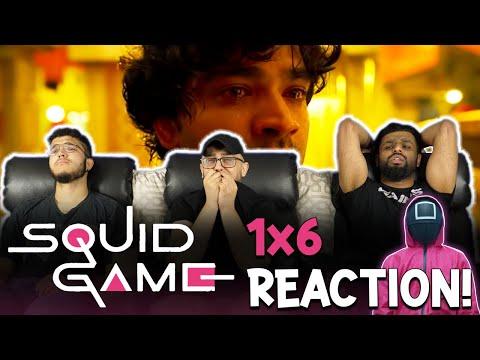 "Squid Game   1x6   ""Gganbu""   REACTION + REVIEW!"