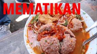 Video MAKAN CABE PAKAI BAKSO!! BAKSO KARMEL LEMBANG - BANDUNG MP3, 3GP, MP4, WEBM, AVI, FLV Maret 2018