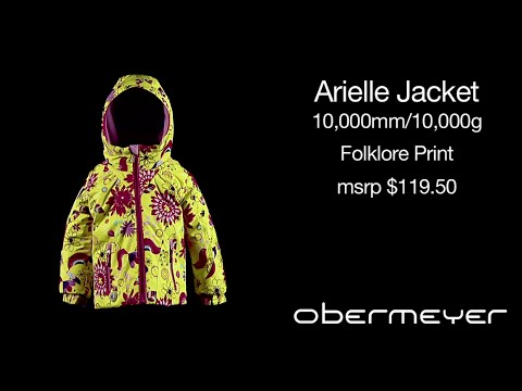 Obermeyer Girl's Arielle Jacket