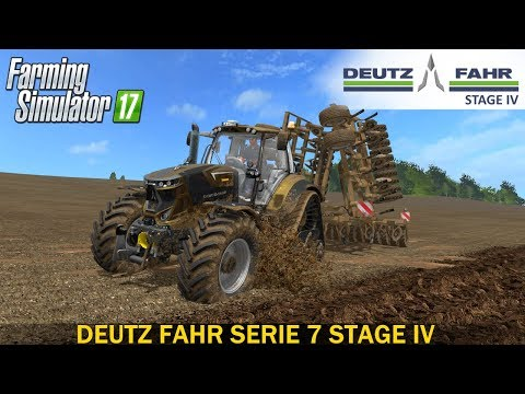 [FBM Team] Deutz Fahr Serie7 StageIV v1.0.0.0