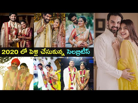 Celebrities who got married in 2020   Celebrity weddings   Gup Chup Masthi