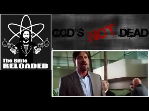 """Atheists Watch """"God's Not Dead"""""""