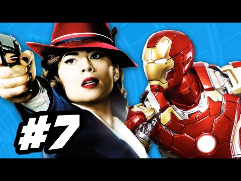 Agent Carter Episode 7 Review and Marvel Easter Eggs