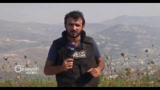 الثوار يتصدون لمحاولة تقدم قوات النظام بشلف وكنسبا