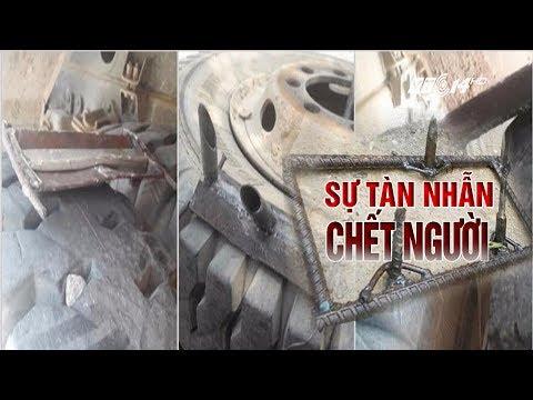 (VTC14)_Hé lộ thủ phạm đặt chông bẫy xe tải ở Phú Thọ & Tuyên Quang