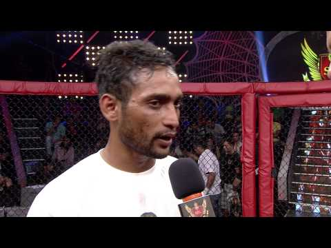MMA in India: Super Fight League 14 : Irfan Khan Post Fight Interview
