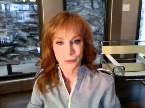 A Message from Kathy Griffin