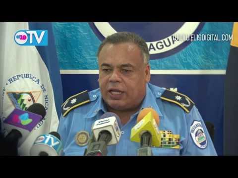 Policía Nacional atendió 683 accidentes de tránsito la última semana en Managua