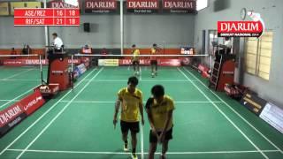 Video Asep Sarif/Reza Aditya (PBSI Kab. Tasikmalaya) VS Rifki N/Satrya Aditya (Trinoks Bekasi) MP3, 3GP, MP4, WEBM, AVI, FLV Desember 2018