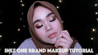 Inez Local Drugstore One Brand Makeup Tutorial  MakeupbyFatya