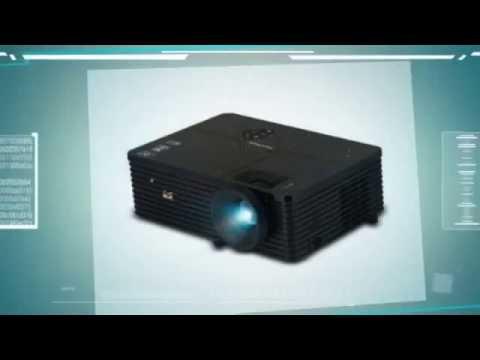 VIEWSONIC PJD5234 XGA DLP PROJECTOR, 2800 ANSI LUMENS, 3D BLU RAY W HDMI Black Friday Amazon 2016