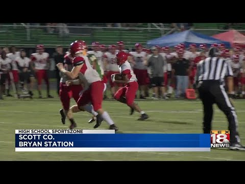 LEX18 High School Sports Zone- September 21, 2018 (видео)