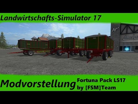 Fortuna Pack LS17 v1.0.6