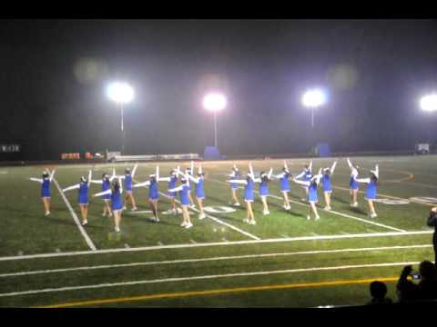 Blind Brook Cheer Homecoming Dance 2009 Part 2