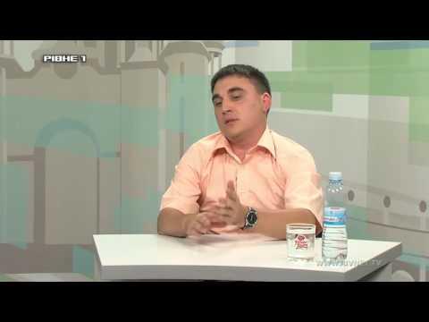 """""""Про головне на """"Рівне 1"""": Олег Карпяк 7.09.2016"""