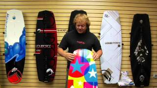 Liquid Force Star Wakeboard Girl's 2011