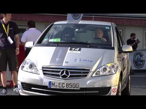e-miglia 2012 - Blog | Tag 2 - von Salzburg nach Bruck und die erste Sonderprüfung
