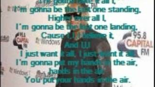 Dynamite by Taio Cruz (with lyrics/clean version)