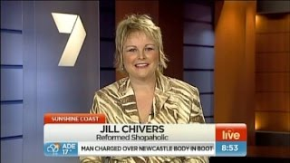 Video16: Jill provides expert opinion on retail therapy on Sunrise, Channel 7