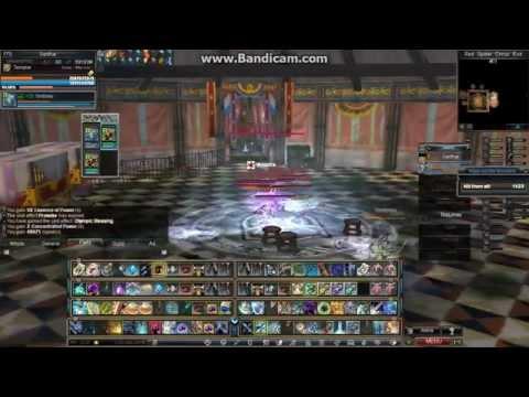 Rappelz E9.1: Templar circus solo test1: 959 plat