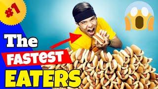 Video The Fastest Eaters Compilation (Furious Pete, Matt Stonie) MP3, 3GP, MP4, WEBM, AVI, FLV Februari 2019