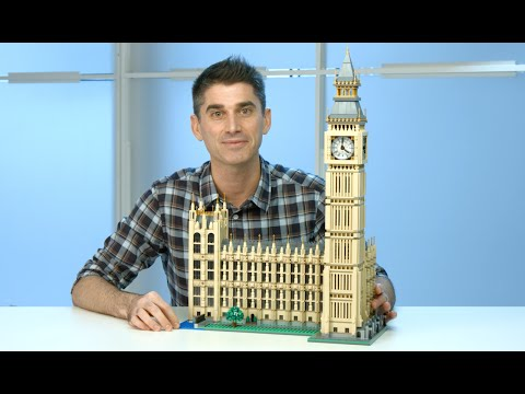 Big Ben - Lego Creator - 10253 - Designer Video