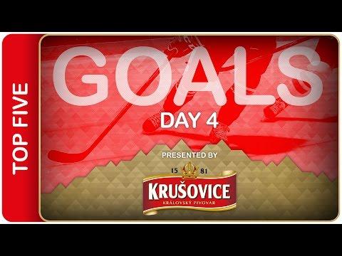MS: Top 5 gólů 4. Dne