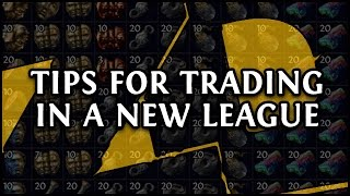 PoE Trading: Buying & Selling for Early Advantage in a New League (Breach Day 1)