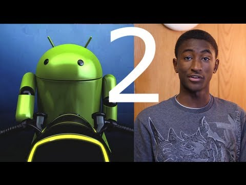 android 4.0 - Remember to give Thumbs Up! 5. New UI + Roboto [0:11] 4. New Browser [0:51] 3. Face Unlock [1:30] 2. Android Beam [2:13] 1. Camera [3:02] ~ MKBHD on Google+:...