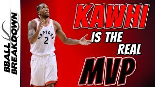 Video Kawhi Shows Giannis Who The Real MVP Is In Game 3 MP3, 3GP, MP4, WEBM, AVI, FLV September 2019