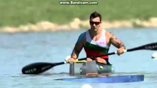 2014 Szeged K1 200m Men U23 Canoe Sprint World Championships