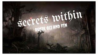 Secrets within 2016 trailer