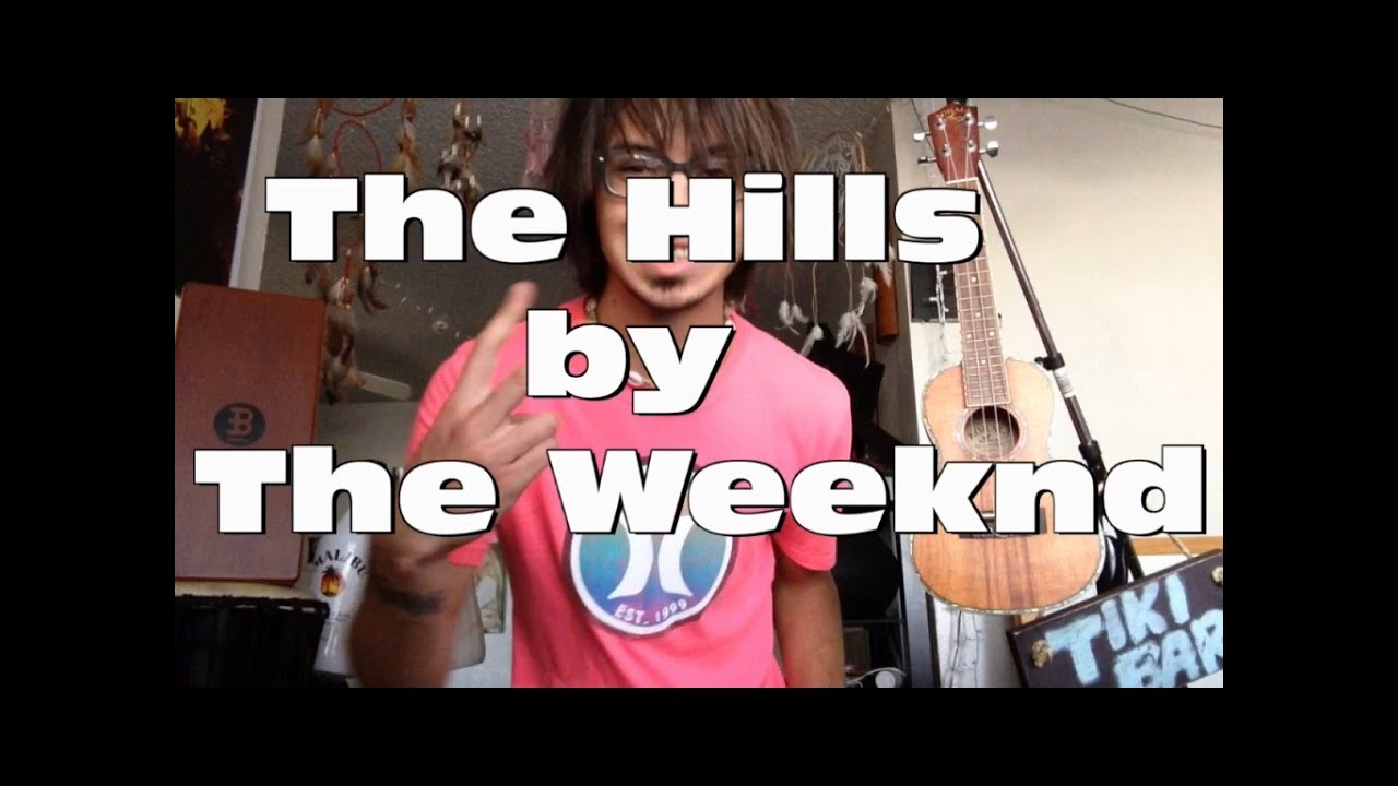 The Hills by The Weeknd Guitar Tutorial! (For Beginners!)