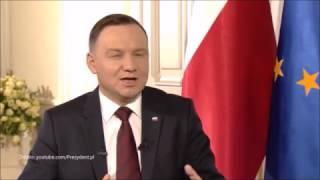 Czy Andrzej Duda jest prezydentem wszystkich Polaków?