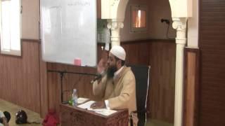 الدرس  7 شرح الأجرومية نظم عبيد ربه 1435