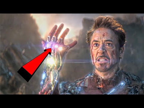 """(18 Mistakes) In Avengers - End Game 