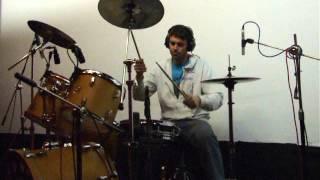 Video HLOUčEK H - Děva - 29.11. 2014 - Studio - Nahrávání Bicích - Bic