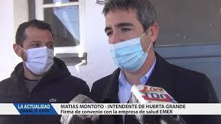 LOS MIERCOLES DE LA POETA CUMBRENSE: EN CANAL 11 SOLEDAD ANUNCIA QUE PRESENTA SU PELICULA