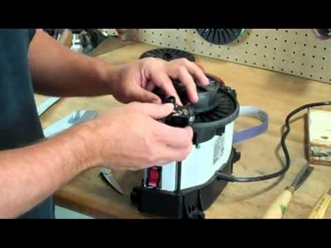Work Sharp 3000 Belt Sharpening System
