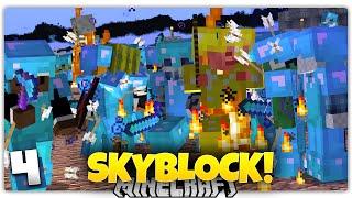 THE ULTIMATE SKYBLOCK BOSS BATTLE | Skyblock Survival FINALE [4]