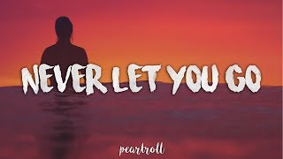 Kygo - Never Let You Go // lyrics