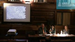 Stephen Spender Research Seminar