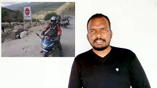 Video Leh to Manali in one Day. Biggest mistake of the trip. Leh Ladakh BIKE trip[Part-6] MP3, 3GP, MP4, WEBM, AVI, FLV Oktober 2017