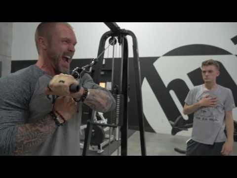 """Games 2 Gainz"" Trailer | Muscle Building Transformation"
