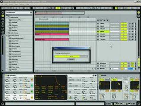 Ableton tutorial – Freezing tracks to save cpu