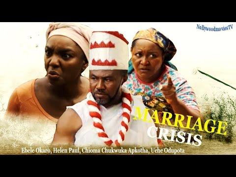 Marriage crisis - 2016 Latest Nigerian Nollywood Movie